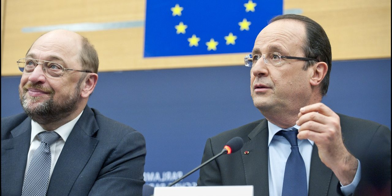 Nous devons fonder notre avenir sur un solide programme européen pour le changement