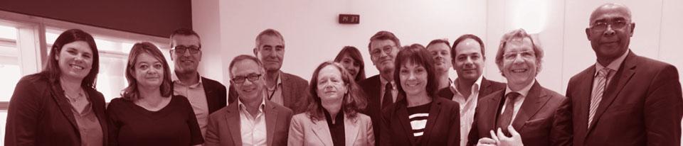 Délégation socialiste française au Parlement européen