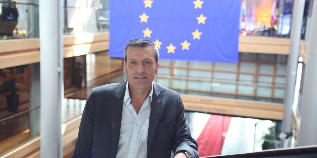 Intervention d'Edouard Martin dans le débat sur l'industrie sidérurgique européenne et la protection des travailleurs
