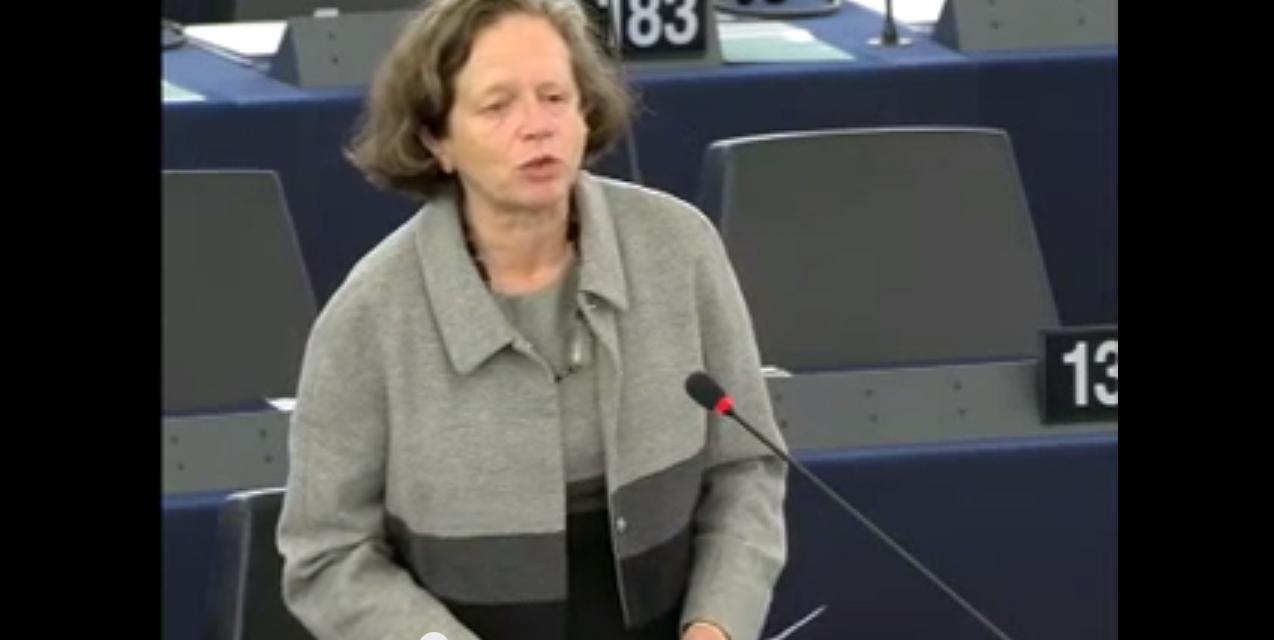 Intervention de Pervenche Berès dans le débat sur l'avenir de la Gouvernance économique (6 pack et 2 pack)