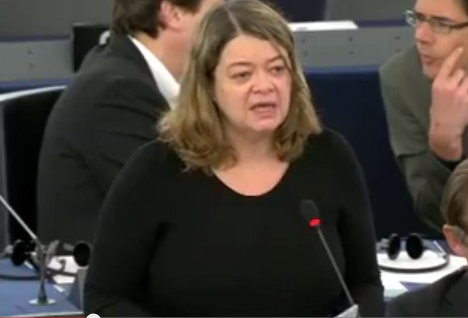 Intervention d'Isabelle Thomas dans le débat sur la gouvernance économique Révision du «six pack» et du «two pack»