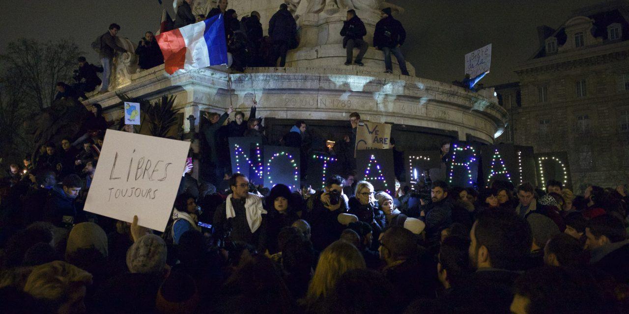 « Nous sommes Charlie : Défendons les valeurs de la République ! »