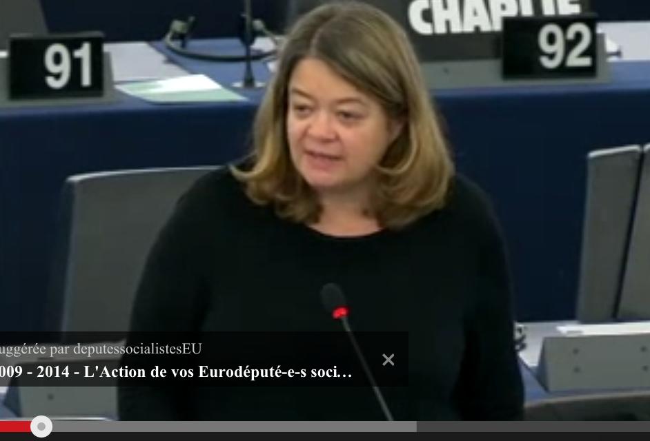 Isabelle Thomas : «l'urgence pour l'Union de retrouver des ressources propres»