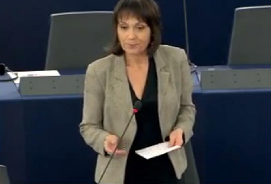Sylvie Guillaume sur le paquet frontières intelligentes