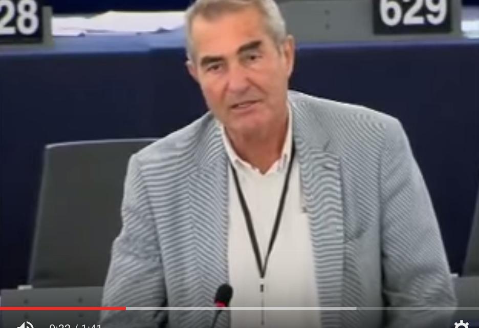 Intervention de Jean-Paul Denanot sur les accords de pêche