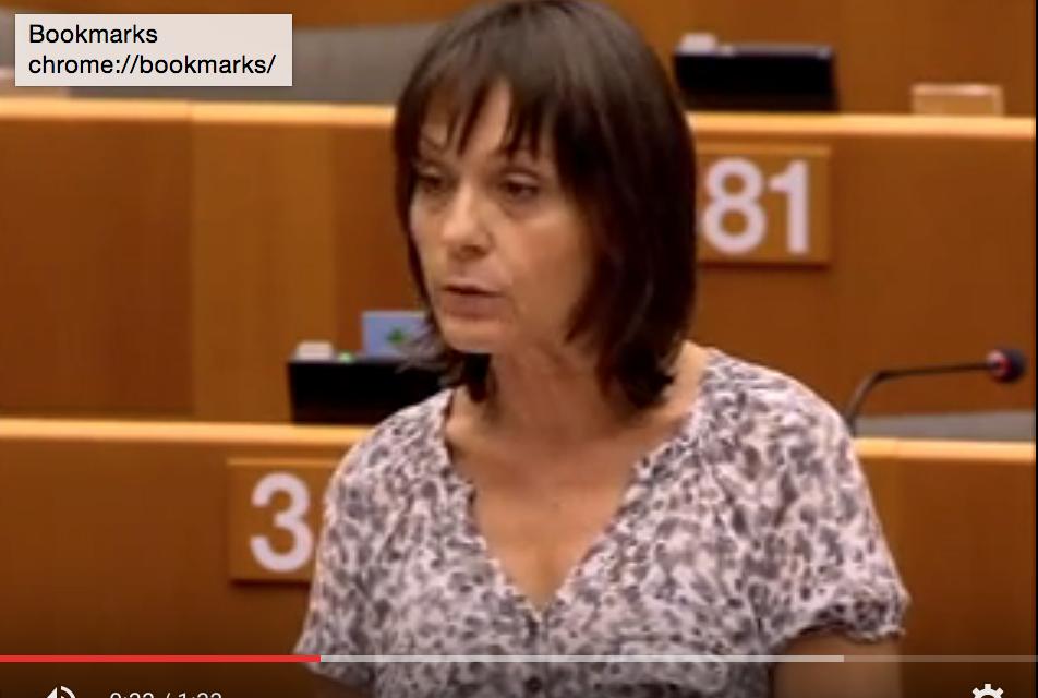 Sylvie Guillaume : «échec, fiasco, revers… les termes ne manquent pas pour commenter le Conseil de lundi sur les migrations»