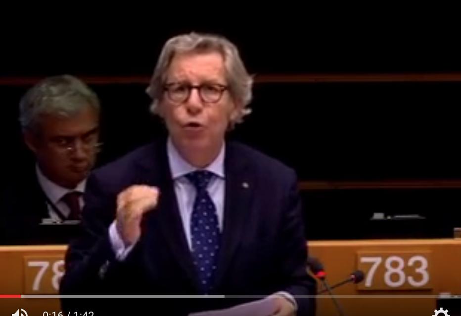 Gilles Pargneaux : «Pour un accord juridiquement contraignant pour limiter l'augmentation de la température à deux degrés et la mise en place d'un fonds vert de 100 milliards !»