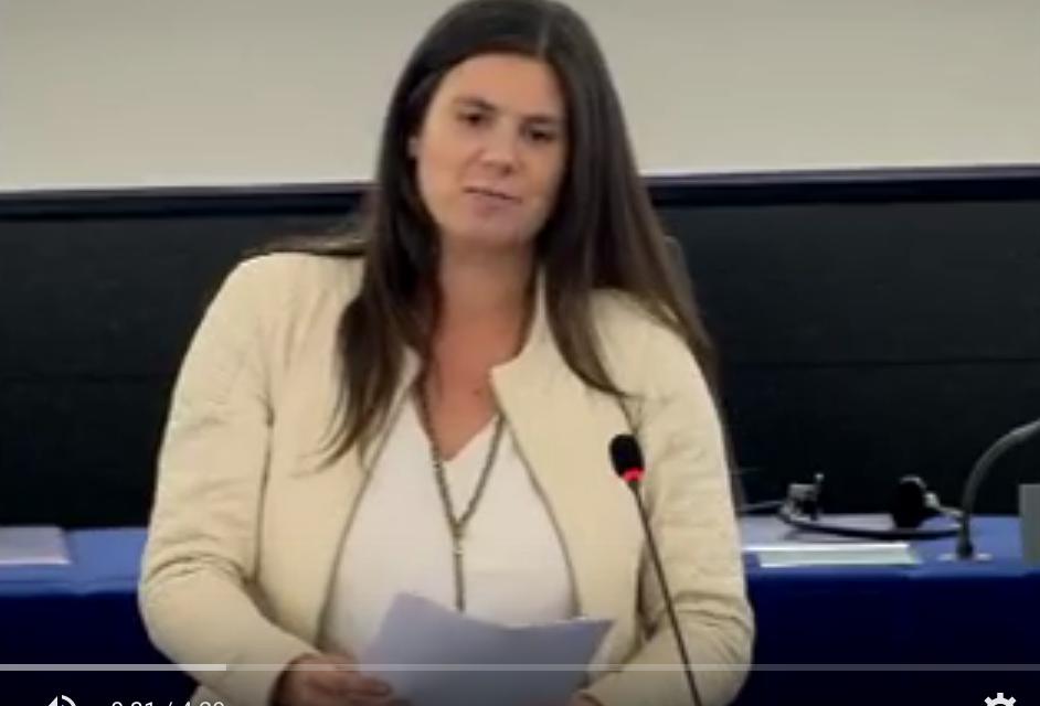 Virginie Rozière : étendre les indications géographiques aux produits non agricoles serait un signal politique fort