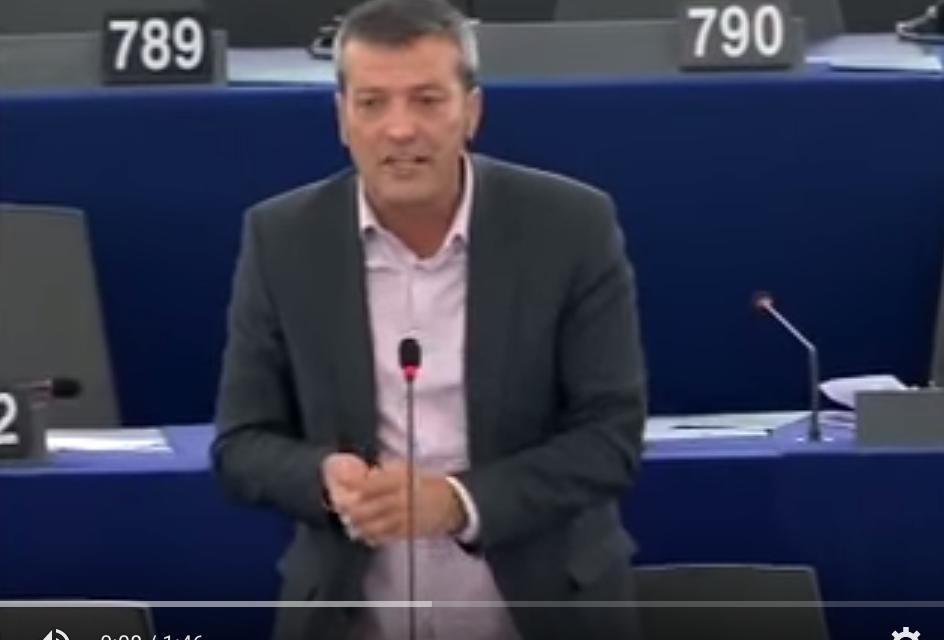 Edouard Martin sur le paquet telecom : «on ne rouvre pas une négociation achevée»