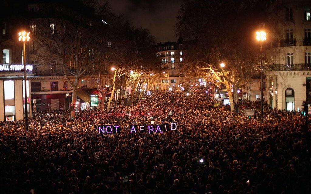 La démocratie plus forte que la terreur