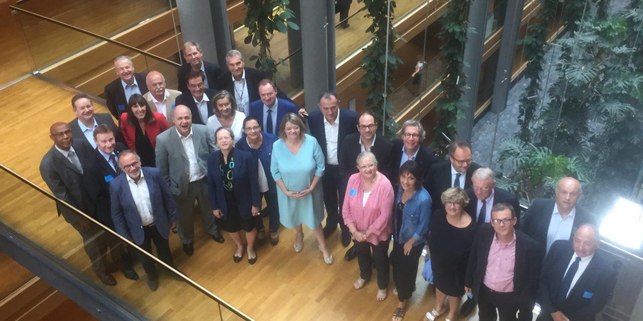 Journées europarlementaires des élus socialistes : une démonstration forte de la place qu'occupe l'Europe dans nos préoccupations et notre engagement politique