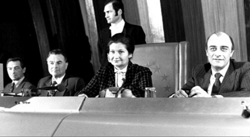 Simone Veil, une Histoire européenne