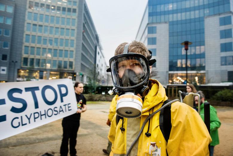 Glyphosate : une faute grossière pour l'avenir de la construction européenne