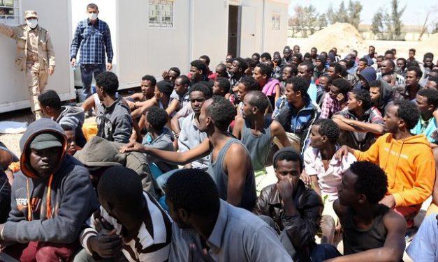 Esclavage en Libye