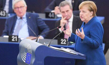 Merkel à Strasbourg : l'illusionniste