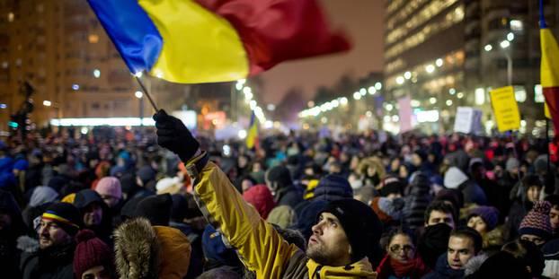 Roumanie: halte aux fraudes et à la corruption