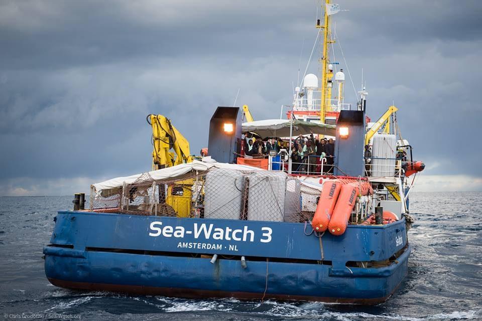 Décision de la Cour Européenne des Droits de l'Homme – « Sea Watch vs Italie, la Cour Européenne des Droits de l'Homme déçoit »