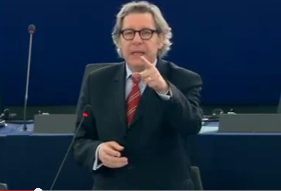 Gilles Pargneaux sur la pollution de l'air : «Il y a urgence !»