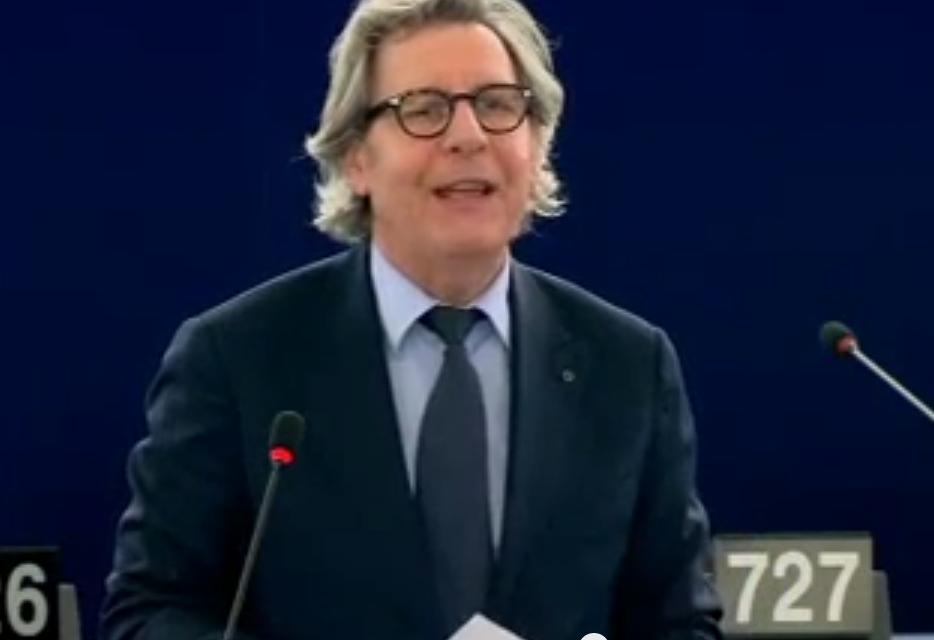 Gilles Pargneaux : «Les perturbateurs endocriniens, un des plus grands scandales en matière sanitaire et économique»