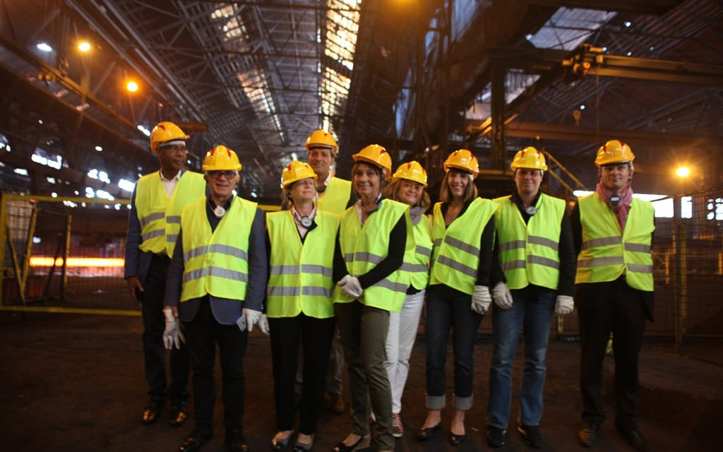 Le G20 s'empare de la question de l'acier