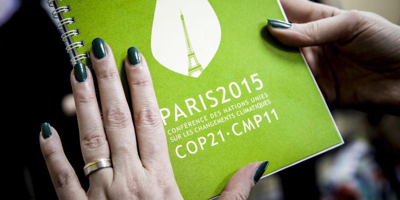 COP 21 : une avancée décisive pour une entrée en vigueur rapide !
