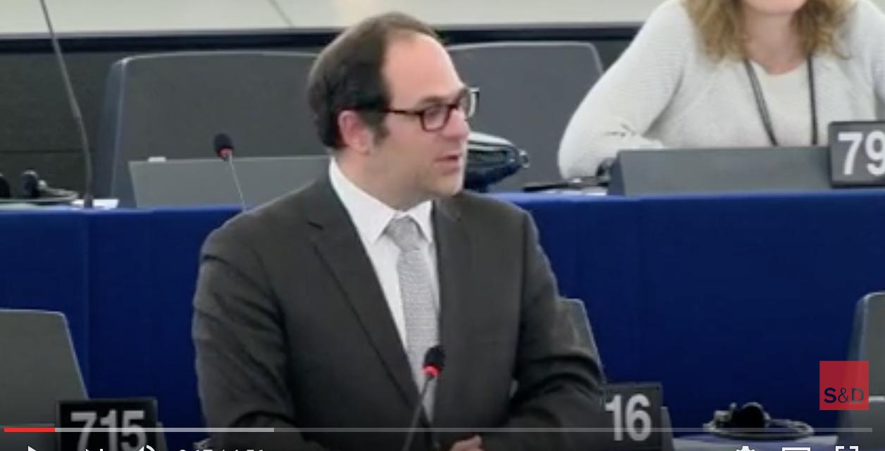 Intervention d'Emmanuel Maurel dans le débat sur la transparence fiscale