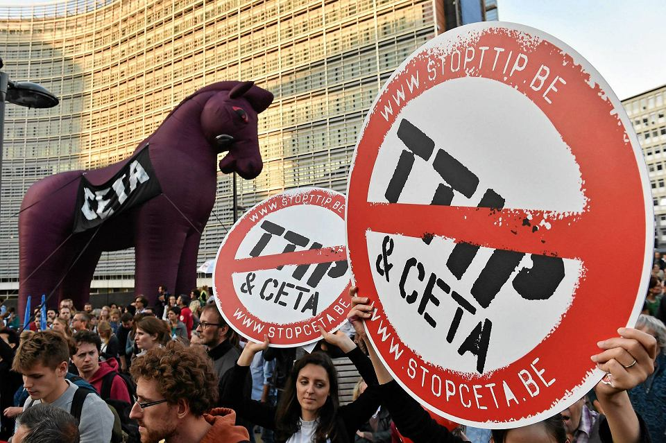 CETA – La République en Marche trahit l'Accord de Paris