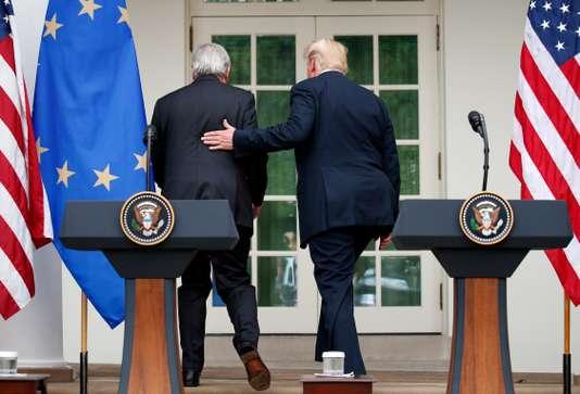 Quand M. Juncker va à Canossa
