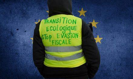 Les gilets jaunes vus d'Europe